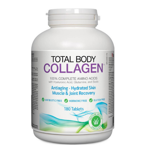 Total Body Collagen 180 tabs Canada