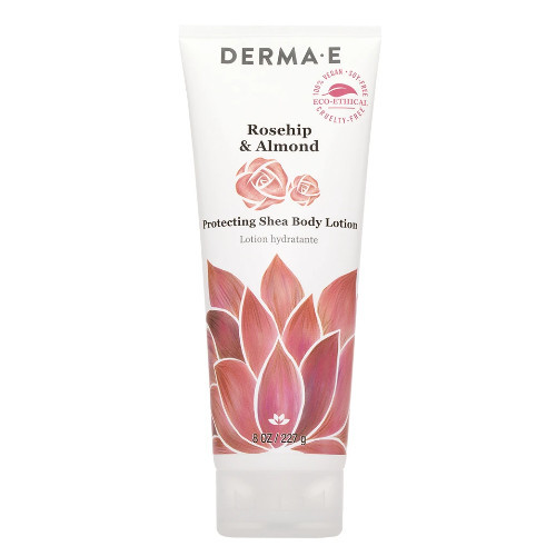 Derma E Rosehip & Almond Protecting Shea Body Lotion 227 grams Canada