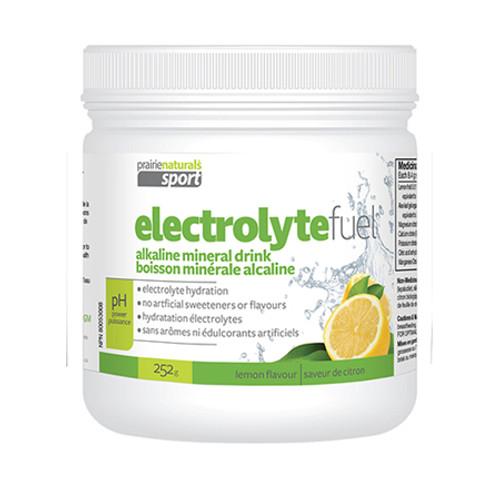 Prairie Naturals Sport Electrolyte Fuel 252 grams Canada vegan energy drink