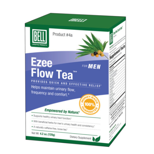 Bell Ezee Flow Tea for Men Prostate Urine Flow Canada