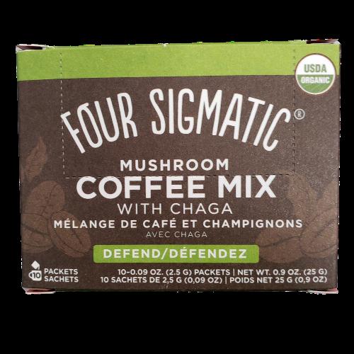 Four Sigmatic Mushroom Coffee Mix Defend with Chaga Canada