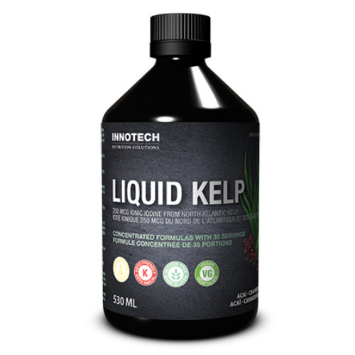 Innotech Liquid Ionic Kelp Acai Cranberry flavour in 530 ml