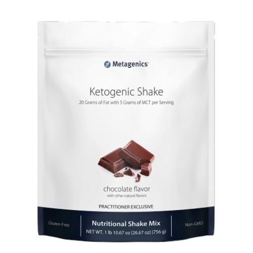 Metagenics Chocolate Flavour Keto Shake 686 grams Protein Energy