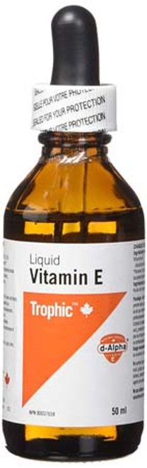 Trophic Liquid Vitamin E 50 ml