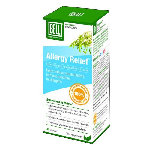 Bell Allergy Relief Canada 30 capsules