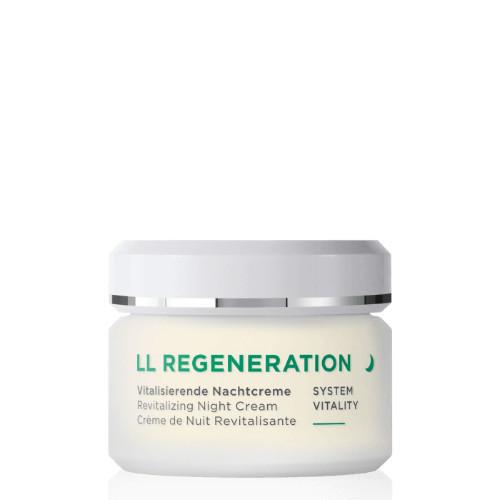 AnneMarie Borlind LL Regeneration Revitalizing Night Cream 50 ml Canada firms skin