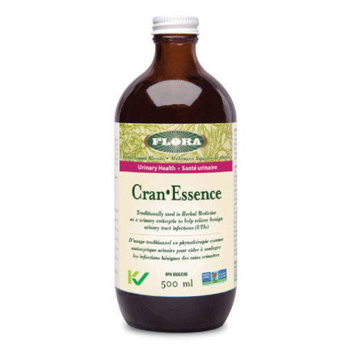 Flora Cran-Essence 500 ml Canada UTI