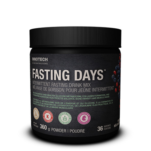 Innotech Mixed Berry Fasting Days Intermittent Fasting Drink Mix