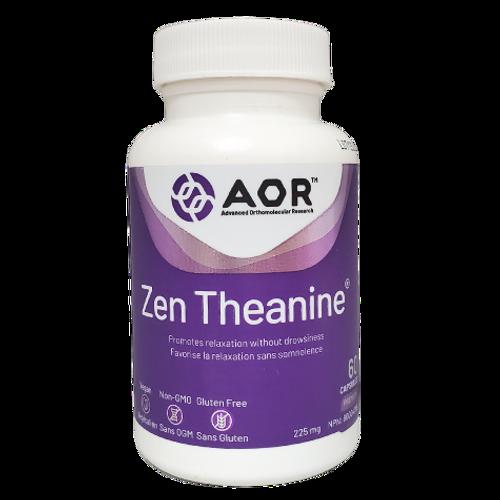 AOR Zen Theanine 60 veg-caps