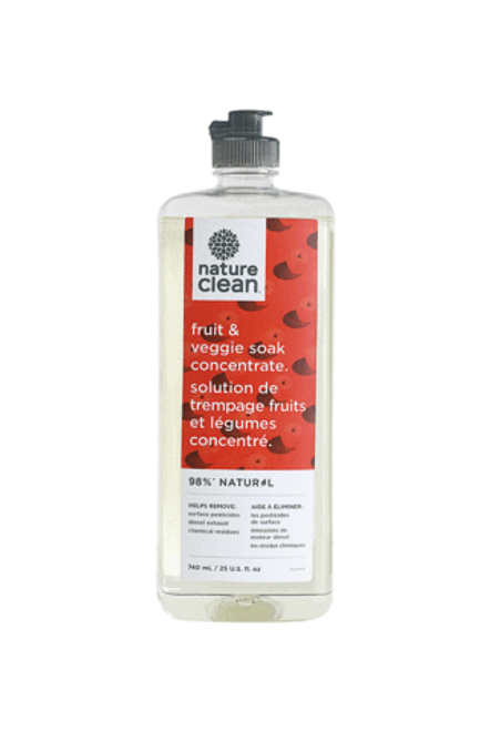 Nature Clean Fruit & Veggie Concentrate 740 ml