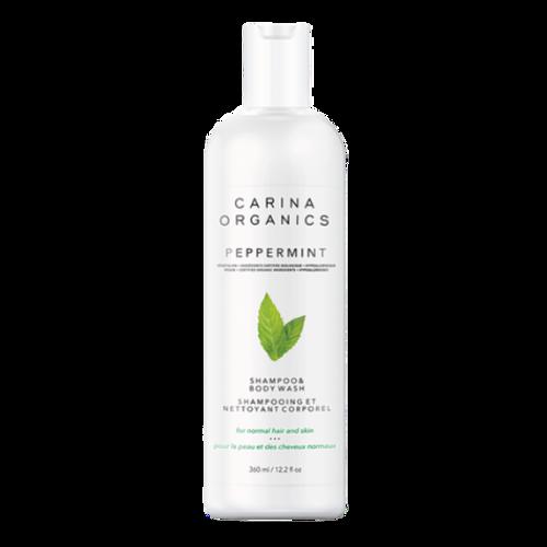 Carina Organics - Peppermint Shampoo & Body Wash