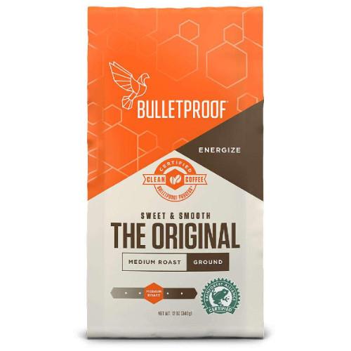 Bulletproof Coffee The Original Medium Roast Ground Coffee 340 grams - New Look