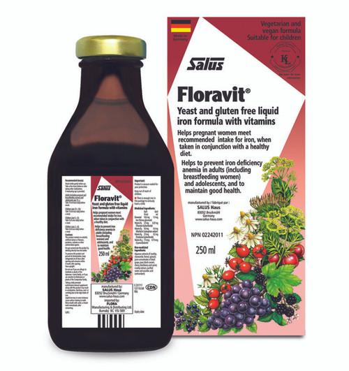 Flora Salus Floravit 250 ml