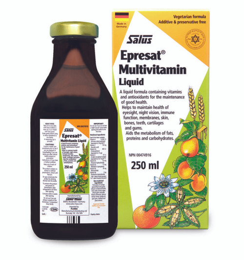 Flora Salus Epresat Multivitamin Liquid 250 ml