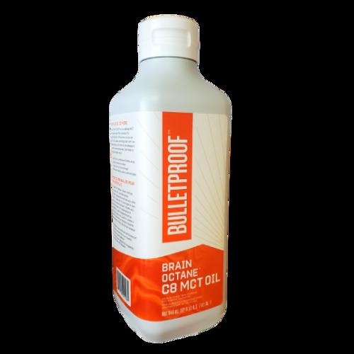 Bulletproof - Brain Octane C8 MCT Oil Medium Chain Triglycerides New Look