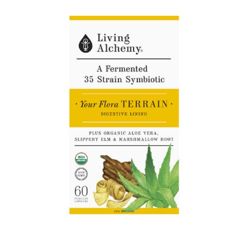 Living Alchemy Your Flora Regenesis 60 caps