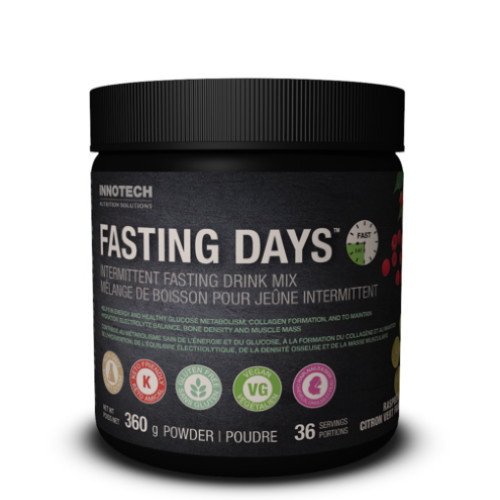 Innotech Nutrition Fasting Days Raspberry Lime Flavour 360 grams