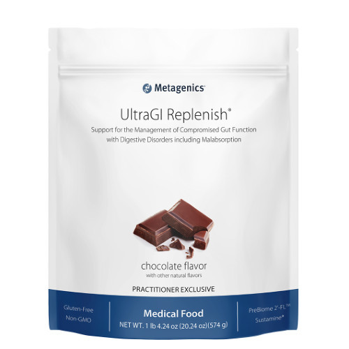 Metagenics UltraGI Replenish Chocolate Flavour
