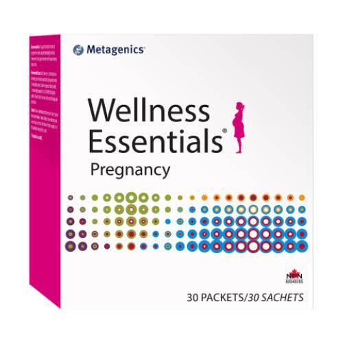 Metagenics Wellness Essentials Pregnancy