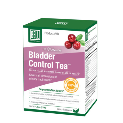 Bell Bladder Control Tea for Women. 2-4 week supply.