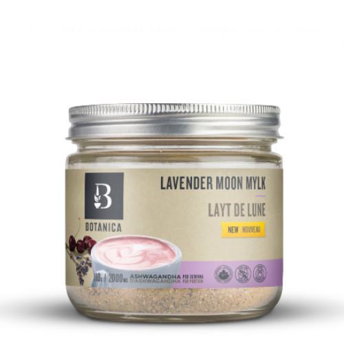 Botanica Lavender Moon Mylk hot drink 110 grams