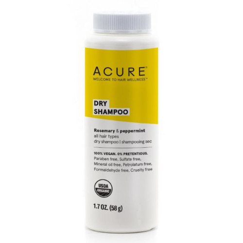Acure Dry Shampoo  All Hair Types 58 grams