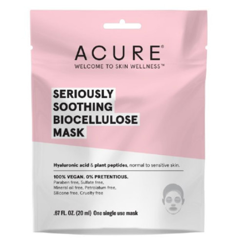 Acure Seriously Soothing Under Eye Hydrogels Normal to Sensitive Skin 7 ml Canada