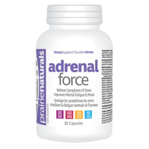 Prairie Naturals Adrenal Force 30 capsules