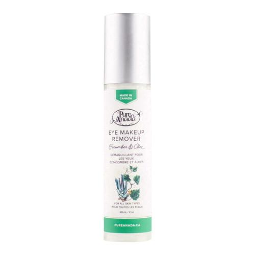 Pure Anada Eye Makeup Remover Cucumber & Aloe 60 ml