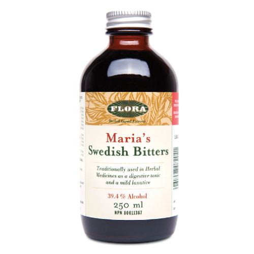 Flora Swedish Bitters with Alcohol digestion 250 ml