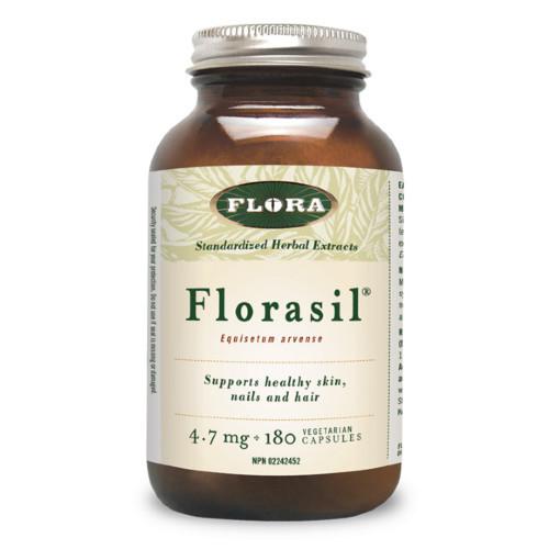 Flora Florasil 180 vcaps skin hair nail health Canada