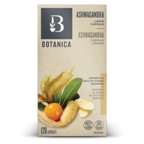 Botanica Ashwagandha Liquid caps 120