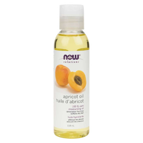 NOW Apricot Oil 118 ml Canada