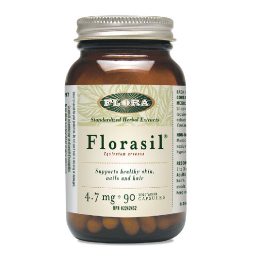 Flora Florasil 90 vcaps skin hair nail health Canada