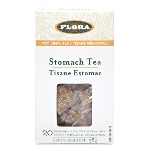 Flora Stomach Medicinal Tea, 39 grams or 20 tea bags.