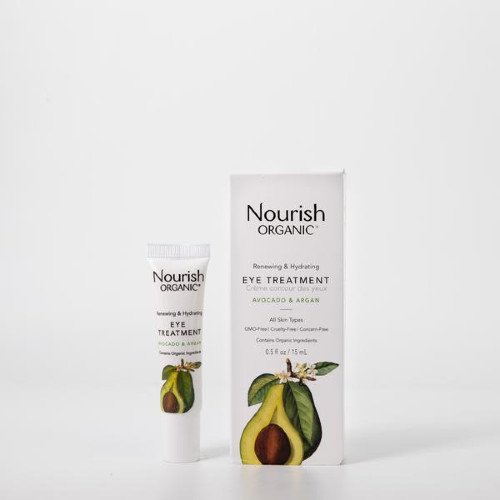 Nourish Organics Renewing & Hydrating Eye Treatment 15 ml