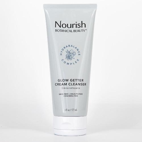 Nourish Botanical Beauty Glow Getter Cream Cleanser 177 ml Canada