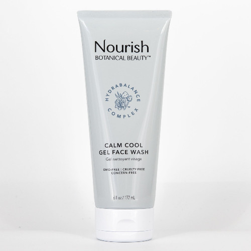 Nourish Botanical Beauty Calm Cool Gel Face Wash 177 ml Canada