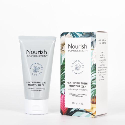 Nourish Botanical Beauty Featherweight Moisturizer 50 ml Canada
