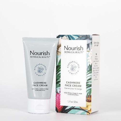 Nourish Botanical Beauty Cashmere Face Cream 50 ml Canada