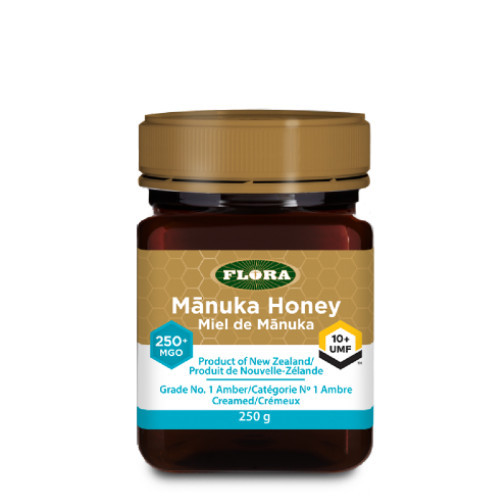 Flora Manuka Honey 250+ MGO 10+ UMF 250 grams