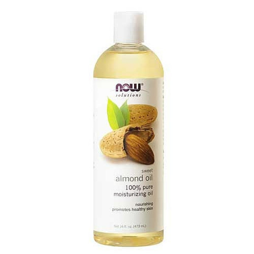 NOW Sweet Almond Oil 100% Pure Canada carrier oil