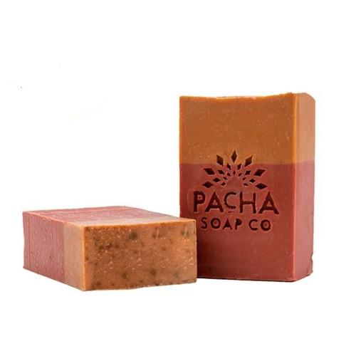 Pacha Soap Co.  Farmhouse Cider Bar Soap 100 grams