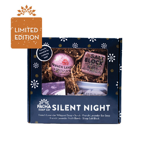 Pacha Soap Co. Silent Night Gift Pack