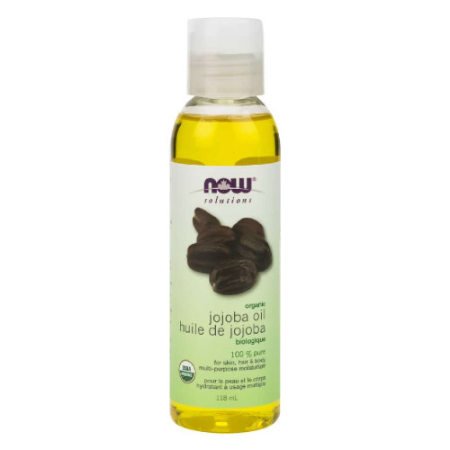 NOW Organic Jojoba Oil 100% pure 118 ml