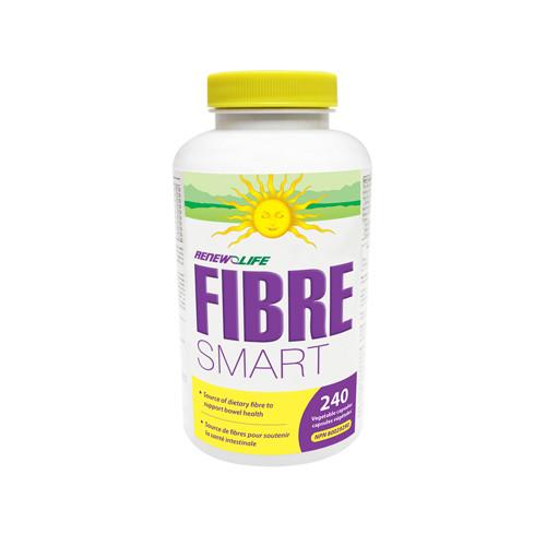 Renew Life FibreSMART 240 vegetable capsules