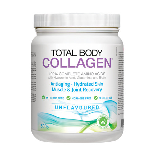 Total Body Collagen Unflavoured 500 grams