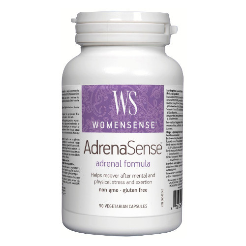 Womensense AdrenaSense Adrenal Formula 90 veg caps Canada