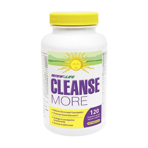 Renew Life CleanseMore 120 vegetable capsules