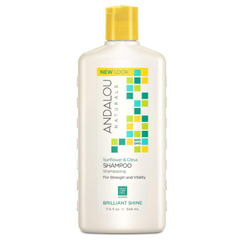Andalou Naturals Sunflower & Citrus Shampoo 350  ml